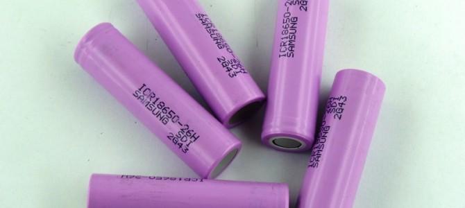 Литево-йонни (Li-Ion) батерии